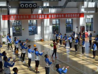 2017年江苏省职业学校课堂教学大赛体育与健康组决赛在我院成功举行