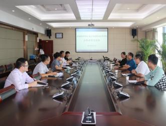 我院与宿迁泽达职业技术学院举行合作办学洽谈会
