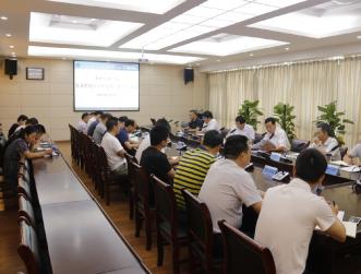 我院召开党委理论学习中心组(扩大)专题学习会议